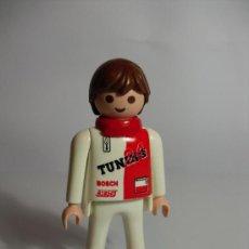 Playmobil: PLAYMOBIL PILOTO CARRERAS COMPETICION FAMOBIL - PLAYMOBIL. Lote 37537085