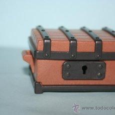 Playmobil: PLAYMOBIL MEDIEVAL COFRE TESORO PIRATA OESTE BARCO. Lote 254458320