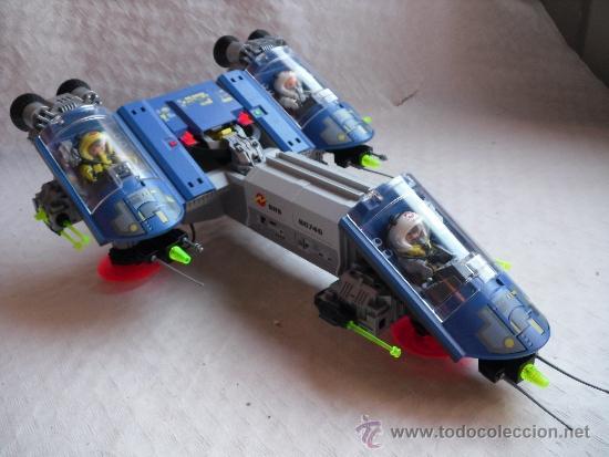 Playmobil 3080 nave espacial famobil zceta comprar for Nave espacial playmobil