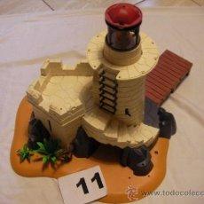 Playmobil: DIORAMA FARO PLAYMOBIL. Lote 38262475