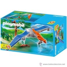 Playmobil pteranodon archaeopteryx dinosaurio v comprar for Playmobil dinosaurios
