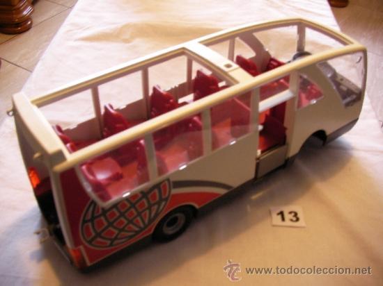 AUTOBUS PLAYMOBIL (Juguetes - Playmobil)
