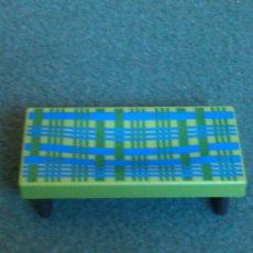 Playmobil: PLAYMOBIL CAMA LITERA PARA CABAÑA CASA DEL BOSQUE SAFARI CITY VACACIONES. Lote 39641539