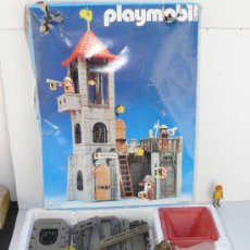 Playmobil: IMPOSIBLE PLAYMOBIL ANTERIOR FAMOBIL AÑOS 70 REF 3445 TORREON PRISION CASTILLO MEDIEVAL. Lote 83034402