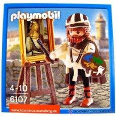 Playmobil: PLAYMOBIL 6107 PINTOR ALBERTO DURERO (ARTICULO NUEVO) LDCAJ. Lote 38814202
