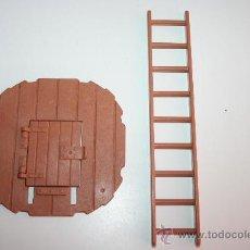 Playmobil: PLAYMOBIL MEDIEVAL PIEZAS DEL CASTILLO SUELO DE TORREON. Lote 180020493