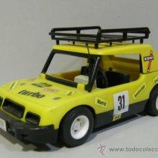 Playmobil: PLAYMOBIL COCHE COMPETICION CARRERAS PRIMERA EPOCA BACA RALLYE 3219 KLICKY PIEZAS. Lote 39096681