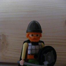 Playmobil: PLAYMOBIL VIKINGO MEDIEVAL SOLDADO GUERRERO. Lote 39551598