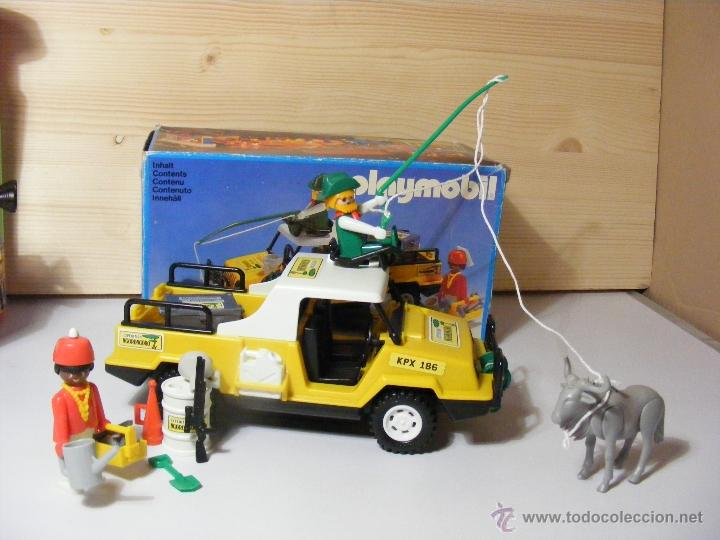 playmobil todoterreno safari jeep ref 3528 comprar. Black Bedroom Furniture Sets. Home Design Ideas