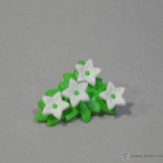 Playmobil: PLAYMOBIL FLORES BOSQUE MEDIEVAL BELEN PLANTAS PIEZAS . Lote 40168514