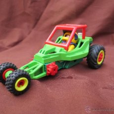Playmobil: DRAGSTER PLAMOBIL CON PILOTO- GEOBRA 2007-. Lote 40878372