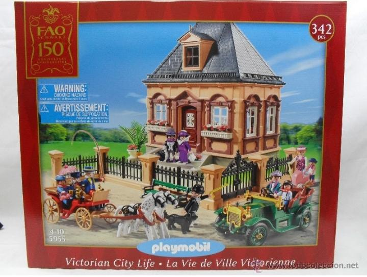 Playmobil casa victoriana escena edicion especi comprar for Casa playmobil precio