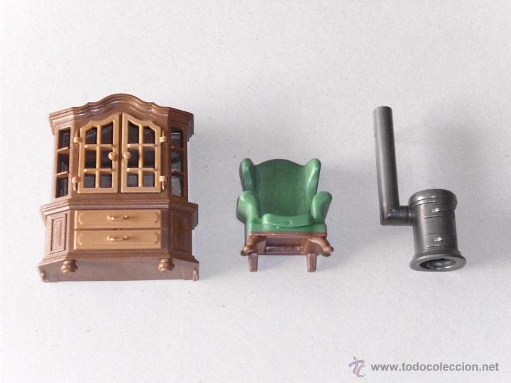 Mueble muebles victoriano de playmobil estufa s comprar for Mueble para estufa