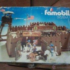 Playmobil: FUERTE FORT LANDALS DE FAMOBIL PLAYMOBIL . Lote 41250379