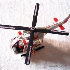 Playmobil: HELICOPTERO DE RESCATE. Lote 26524207