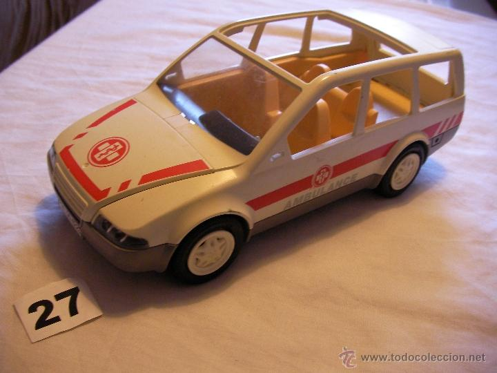 AMBULANCIA PLAYMOBIL (Juguetes - Playmobil)