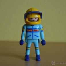 Playmobil: PLAYMOBIL 3012 PILOTO CARRERAS - FIGURAS - RSG - DEPORTES. Lote 41801569