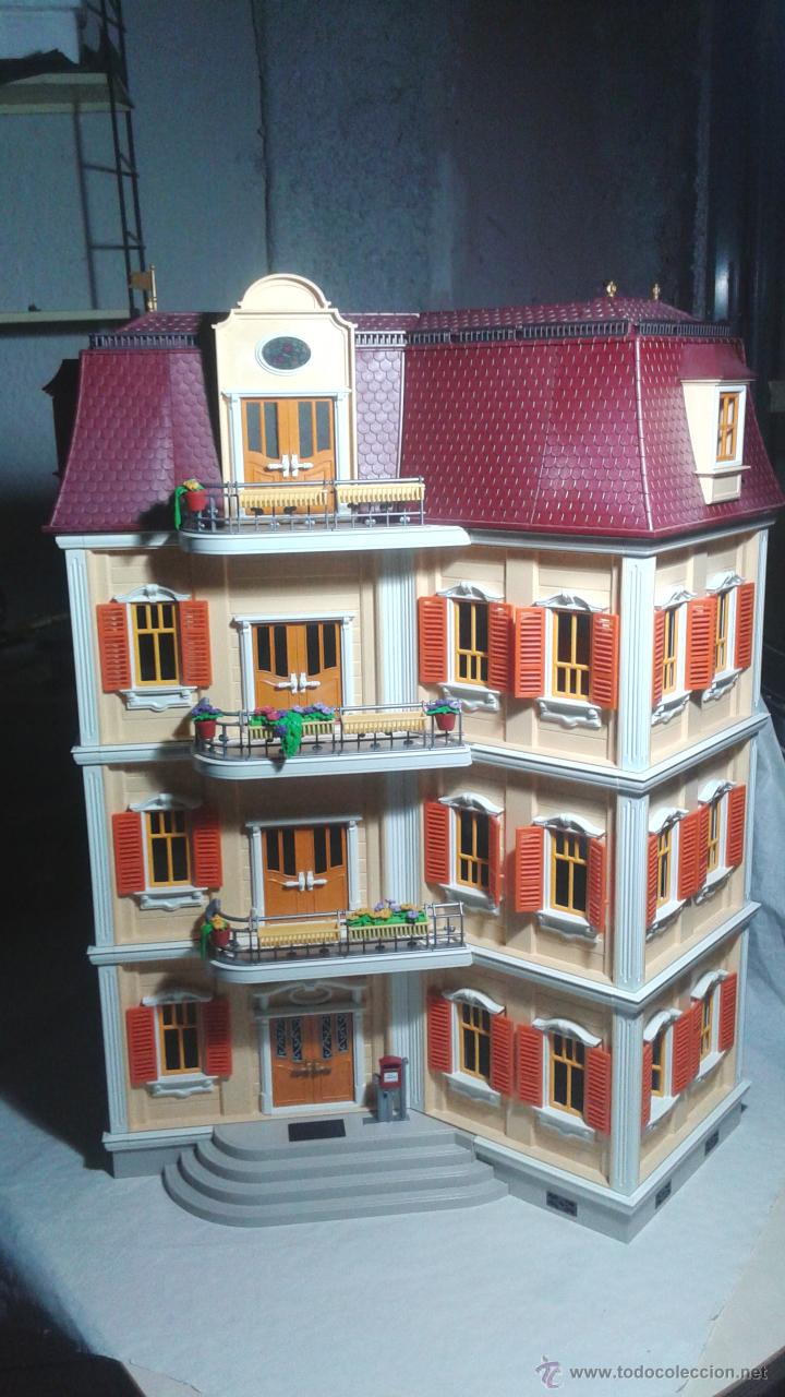 Playmobil 5302 Mansion Victoriana Con Planta Ex Comprar
