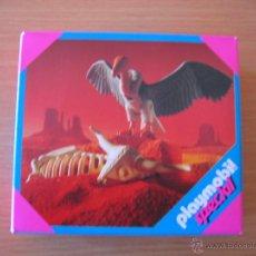 Playmobil: PLAYMOBIL OESTE SPECIAL 4503 BUITRE ESQUELETO CRANEO VACA WESTERN NUEVO EN CAJA CERRADA Y SELLADA. Lote 42431024