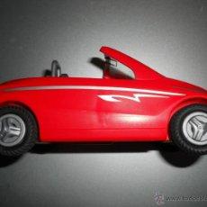 Playmobil: LOTE COCHE DESCAPOTABLE PLAYMOBIL VEHICULO CAR JUGUETES DE COLECCION. Lote 42487949