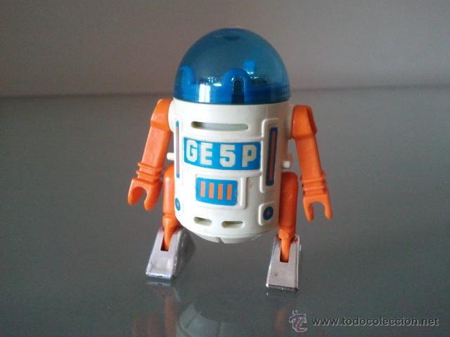 Playmobil playmospace antiguo robot espacial es comprar for Nave espacial playmobil