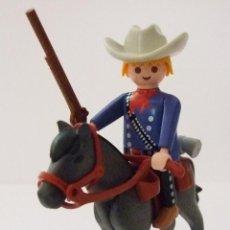 Playmobil: PLAYMOBIL VAQUERO A CABALLO, COWBOY. Lote 42741505