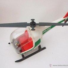 Playmobil: PLAYMOBIL HELICOPTERO DE POLICIA REF 3907. Lote 109816830