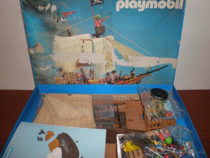 Playmobil barco pirata 3750 comprar for Barco pirata playmobil