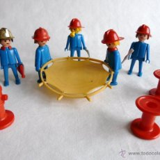 Playmobil: CLICKS DE FAMOBIL - BOMBEROS Y COMPLEMENTOS- PLAYMOBIL. Lote 43320704