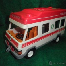 Playmobil: AMBULANCIA DE PLAYMOBIL. Lote 43380007