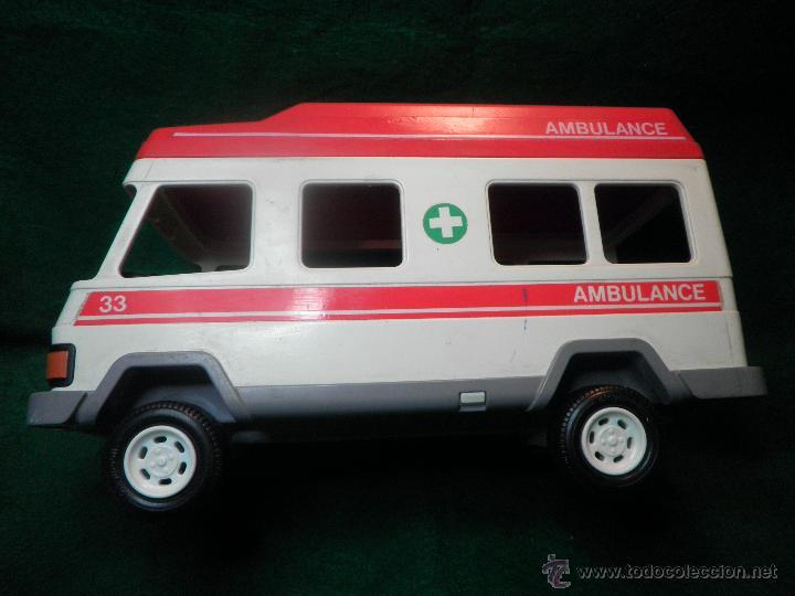 Playmobil: AMBULANCIA DE PLAYMOBIL - Foto 3 - 43380007