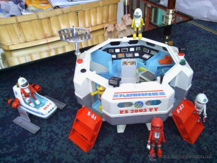 nave espacial playmobil con la nave peque a y l comprar