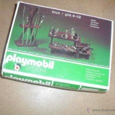 Playmobil: PLAYMOBIL 3262 PRIMERA EPOCA CASTILLO MEDIEVAL KLICKY FAMOBIL SYSTEM MEDIVALES COMPLETO EN CAJA. Lote 43502370