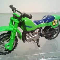 Playmobil: PLAYMOBIL MOTO MOTOCRS ENDURO RALLYE -AG2 ... Lote 43515688