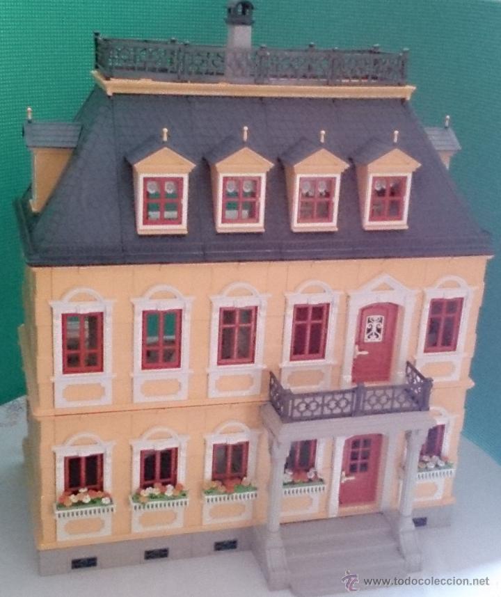 Playmobil 5301 Gran Mansi N Casa Victoriana Con Comprar