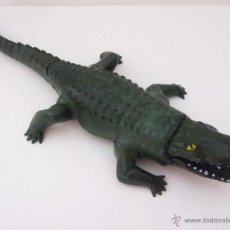 Playmobil: PLAYMOBIL COCODRILO GRANDE, SELVA, ZOO, ANIMALES, DIORAMA, EGIPCIOS. Lote 43701154