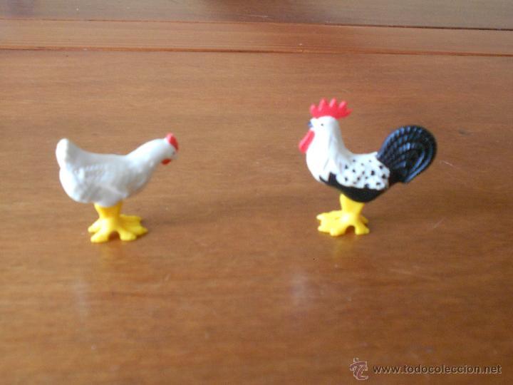 Gallo y gallina playmobil del arca de noe o de comprar for La granja de playmobil precio