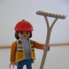 Playmobil: PLAYMOBIL GRANJERA MUÑECO CLICK MUJER. Lote 46247774