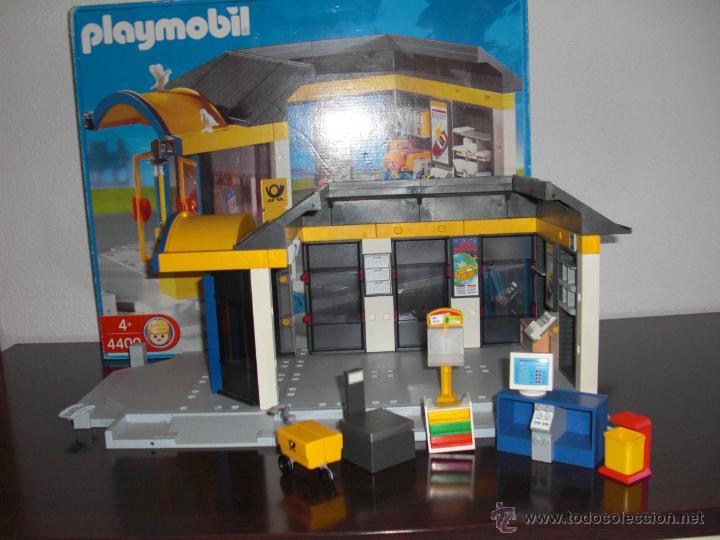 Oficina de correos playmobil comprar playmobil en for Oficina correos mostoles