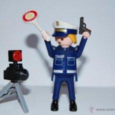 Playmobil: PLAYMOBIL SPECIAL 4669. POLICÍA CON RADAR!! . Lote 50762801