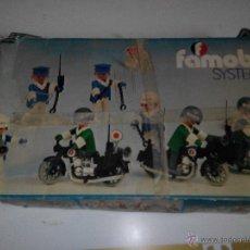 Playmobil: CAJA DE PLAYMOBIL FAMOBIL REF 3401. Lote 45171143