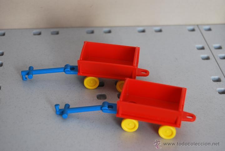 Playmobil Carro Carritos Rojo Juguete Ninos Buy Playmobil At
