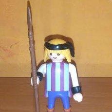 Playmobil: PLAYMOBIL VIKINGO BARBARO GUERRERO MEDIEVAL. Lote 45683793