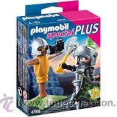 Playmobil: PLAYMOBIL SPECIAL PLUS 4768 CABALLERO DEL LEON ESPECIAL PLUS (ARTICULO NUEVO). Lote 45727635