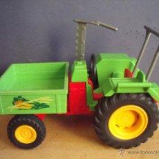 Playmobil: PLAYMOBIL TRACTOR DE LA GRANJA REF. 3074. Lote 45762417