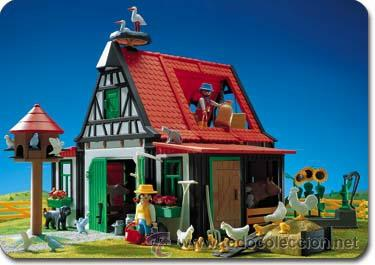 Playmobil granja 3716 nuevo comprar playmobil en for La granja de playmobil precio