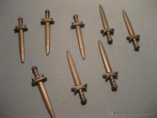 272251 Espada florete 2u playmobil,medieval,sword,foil