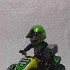 Playmobil: PLAYMOBIL MOTO QUAD CIUDAD FAMOBIL (ZCETA). Lote 47051539