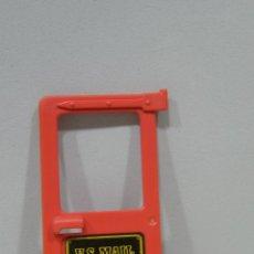 Playmobil: PLAYMOBIL PUERTA DILIGENCIA OESTE WESTERN PRIMERA EPOCA CASA OFICINA FUERTE PIEZAS. Lote 46391829