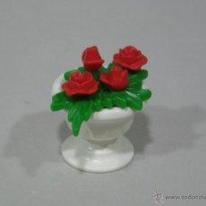 Playmobil: PLAYMOBIL MACETA FLORES PLANTAS MACETERO 5300 CASA VICTORIANA VICTORIANO PIEZAS. Lote 128230495
